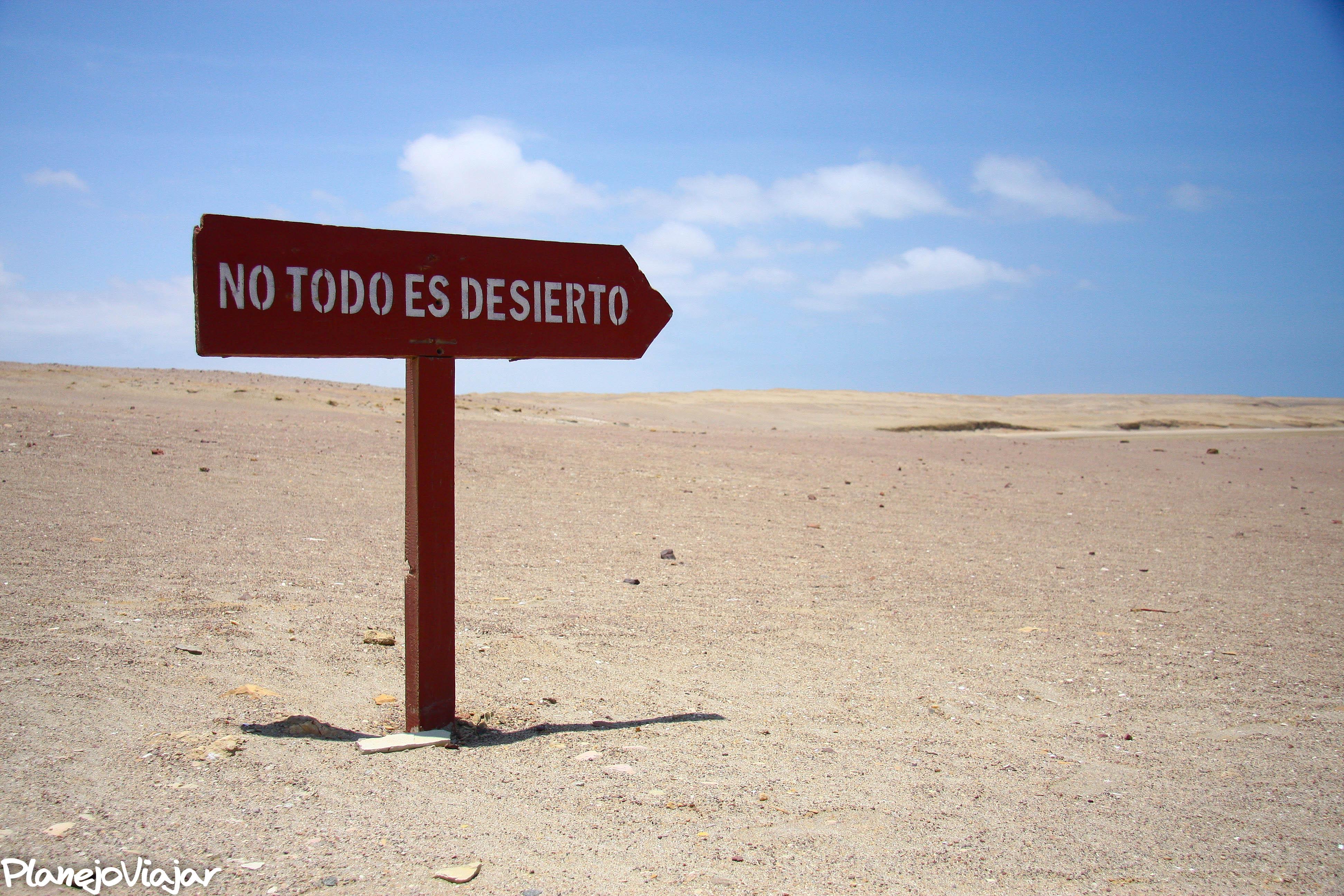 Reserva Nacional de Paracas - Peru
