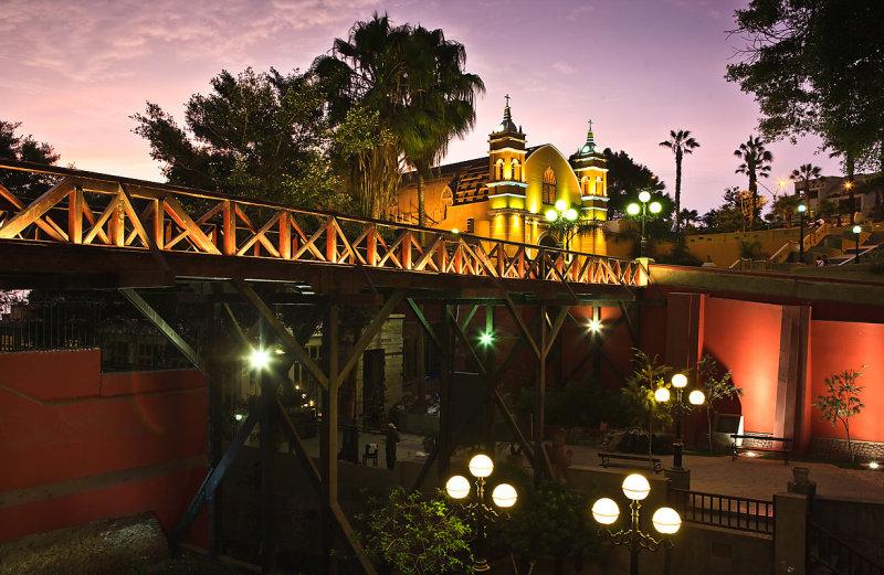 Puente de los Suspiros. Foto: 3bhostel