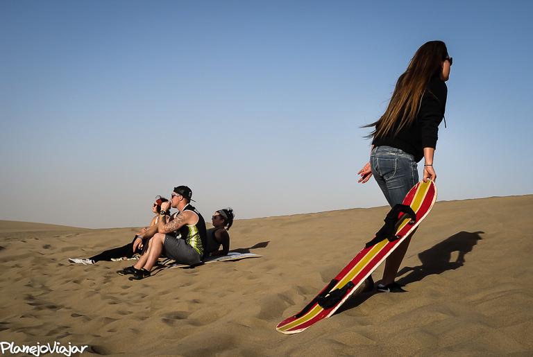 Surfe na areia