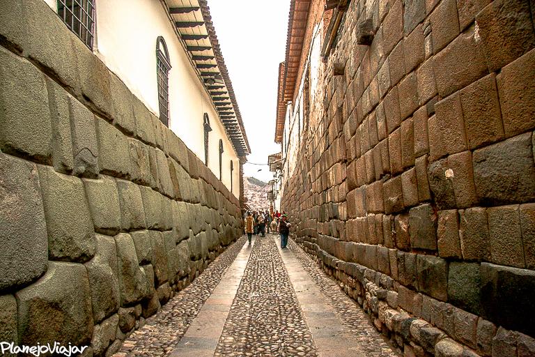 Arquitetura mestiça em Cusco