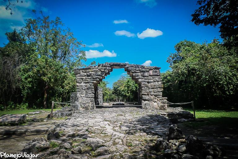 El Arco - Arquitetura Clasica Maya
