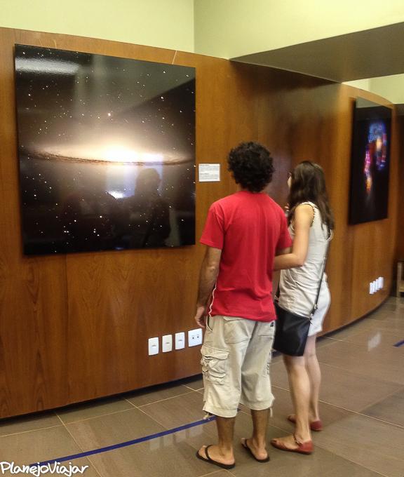 Exposição do Planetário de Brasília
