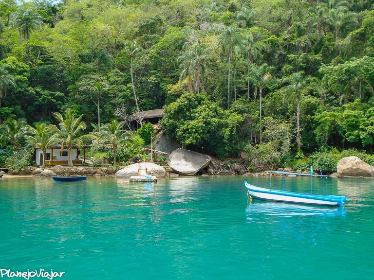 Saco do Céu Ilha Grande